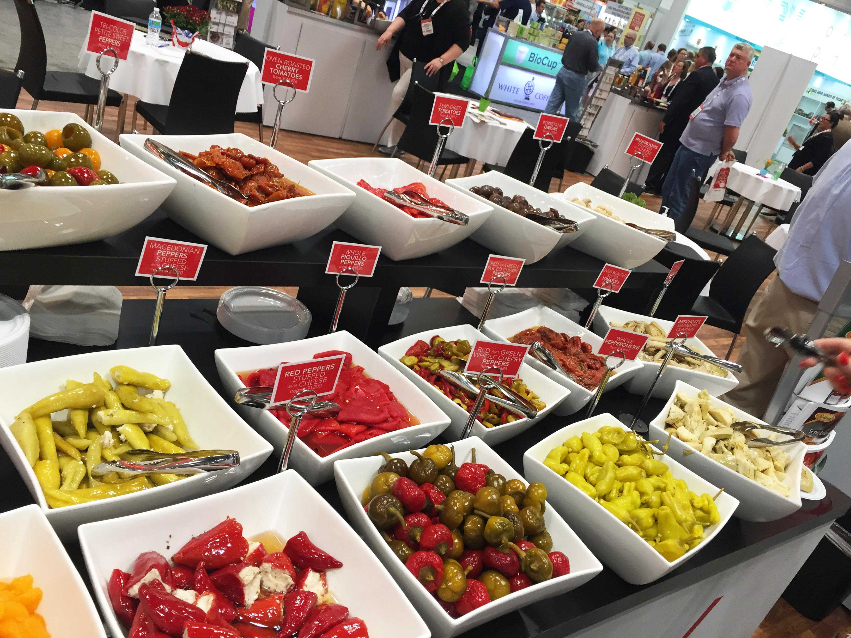 Fancy Food ShowChampion Foods visits the NYC Summer Fancy Food Show. Fancy Food Show Nyc 2015. Home Design Ideas