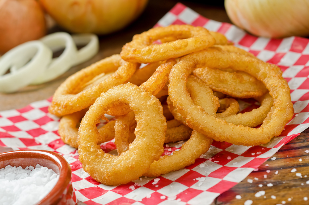 Onion Rings | Champion Foods
