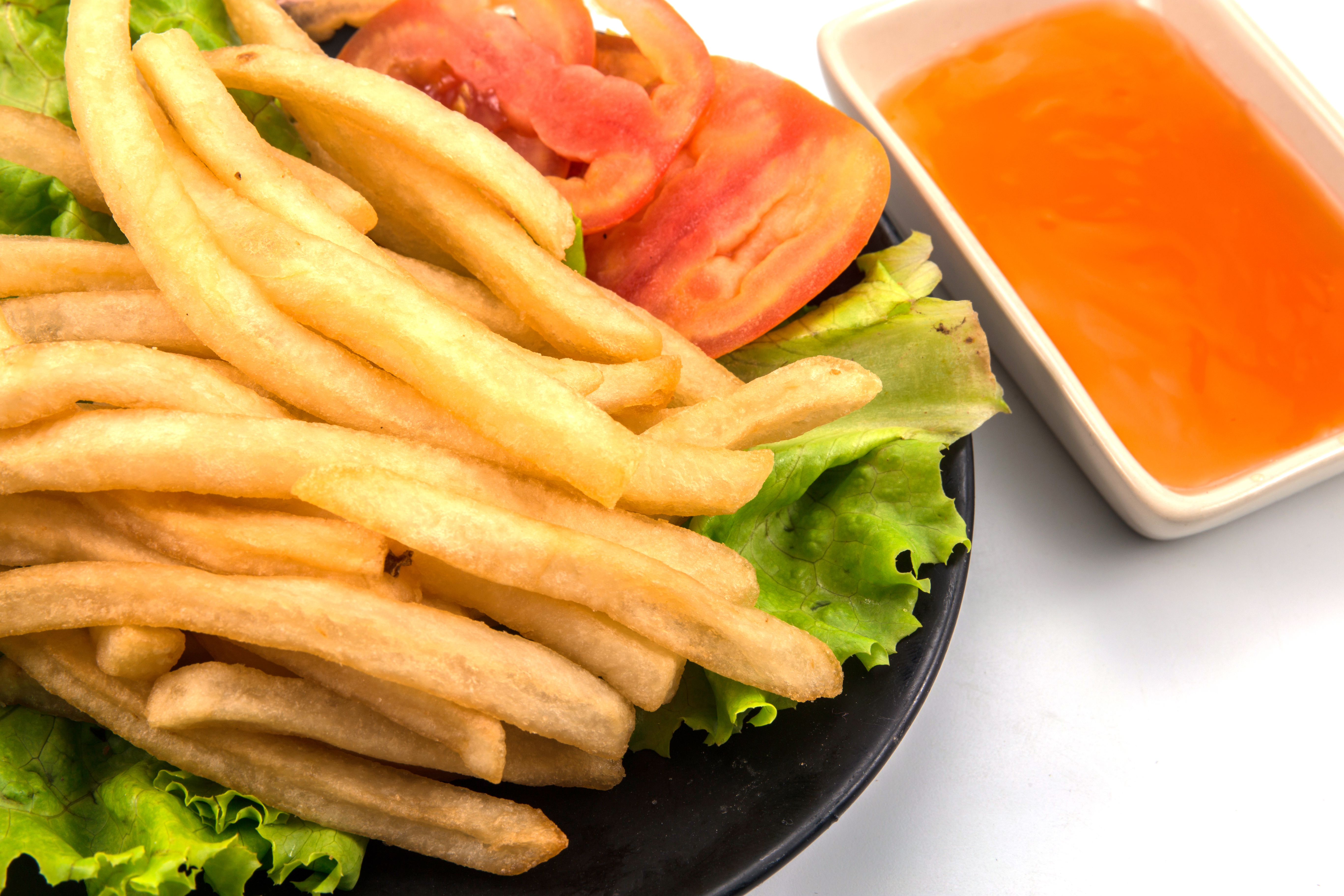 White Potato French Fries
